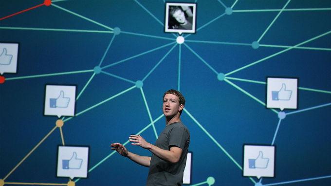 Facebook新版演算法運作
