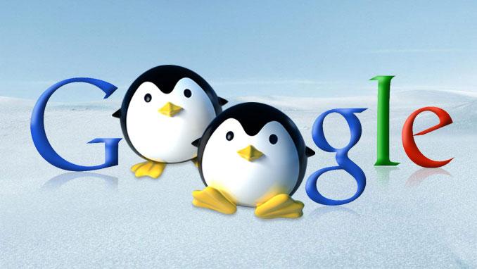 Google Penguin和Google Panda共稱Google兩大門神!