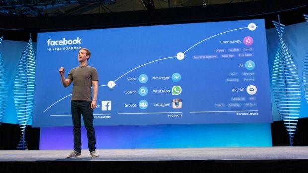 facebook演算法重點