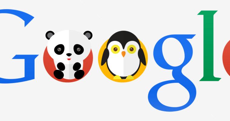 Google Panda 和 Google Penguin被稱為Google眾多演算法中的兩大門神。