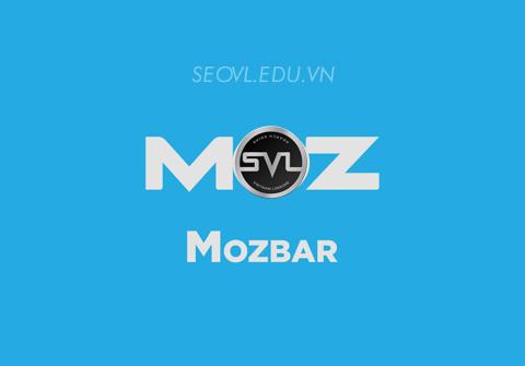 mozbar-seo分析工具