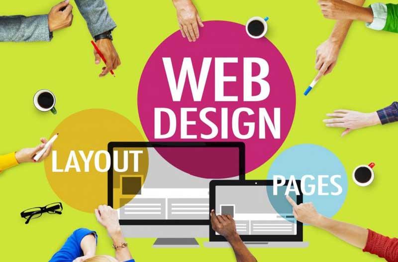 網站設計的法則- 突出您的品牌形象