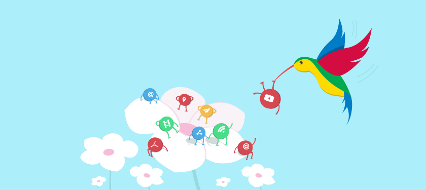 Google蜂鳥演算法-ctmaxs