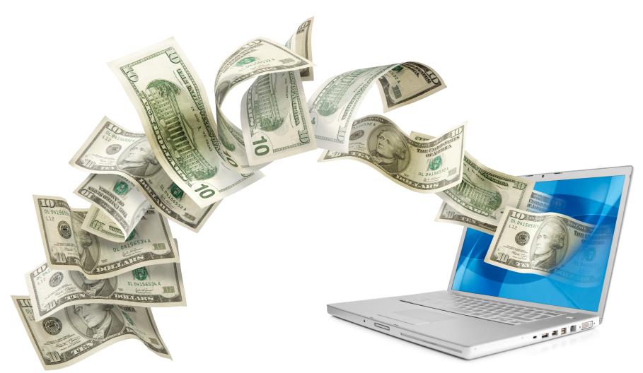 如何在網路上賺錢