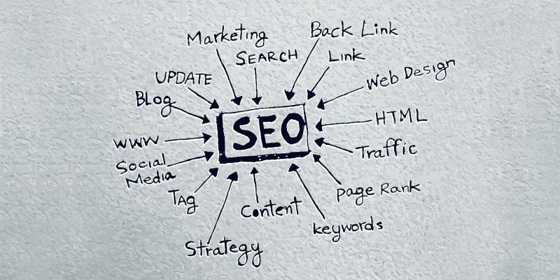 SEO搜尋引擎優化,提升網站排名